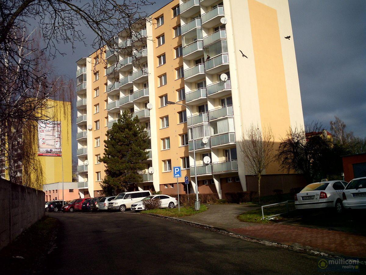Pronájem bytu 1+1 na ulici Sportovní ve Vyškově