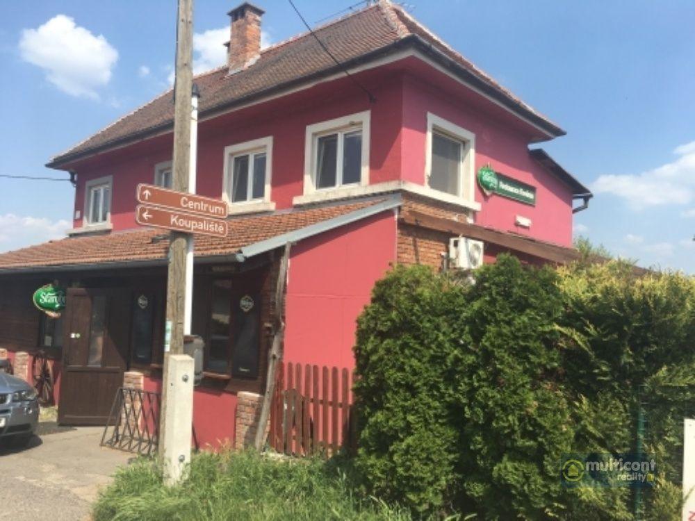 Prodej vily v Březí