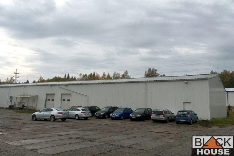 Pronájem výrobně - skladovací haly 1.347 m2, Stráž pod Ralskem
