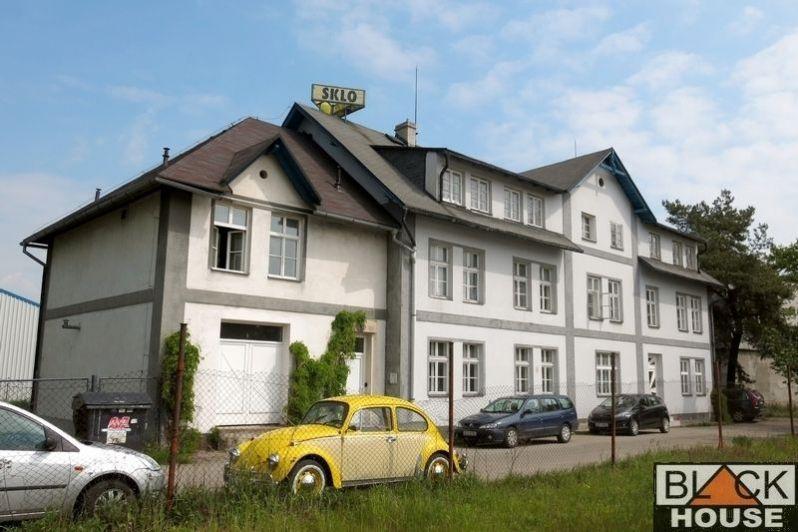 Prodej výrobního objektu, UP 1.772 m2, Česká Lípa