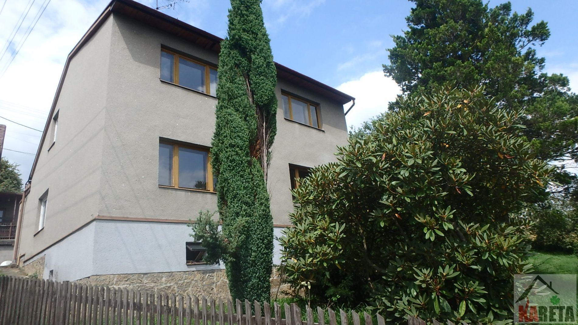 Rodinný dům Hodslavice