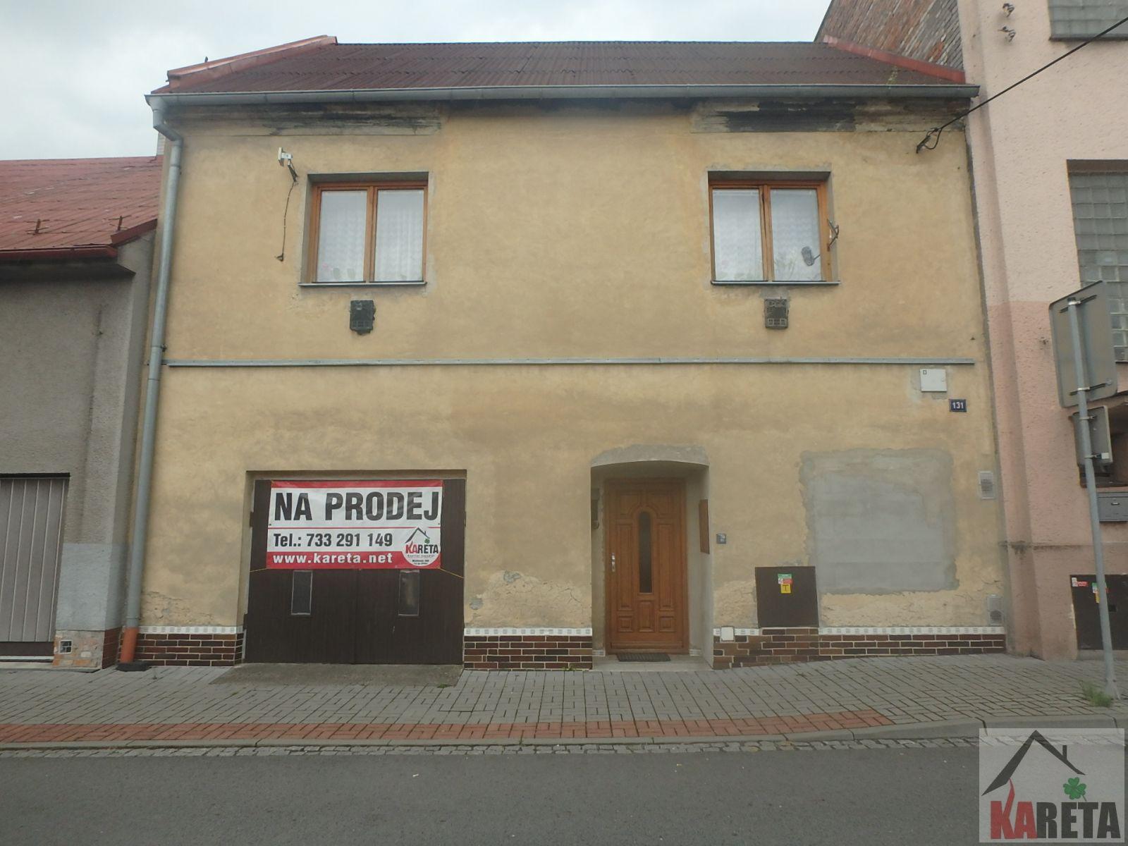 Rodinný dům Příbor