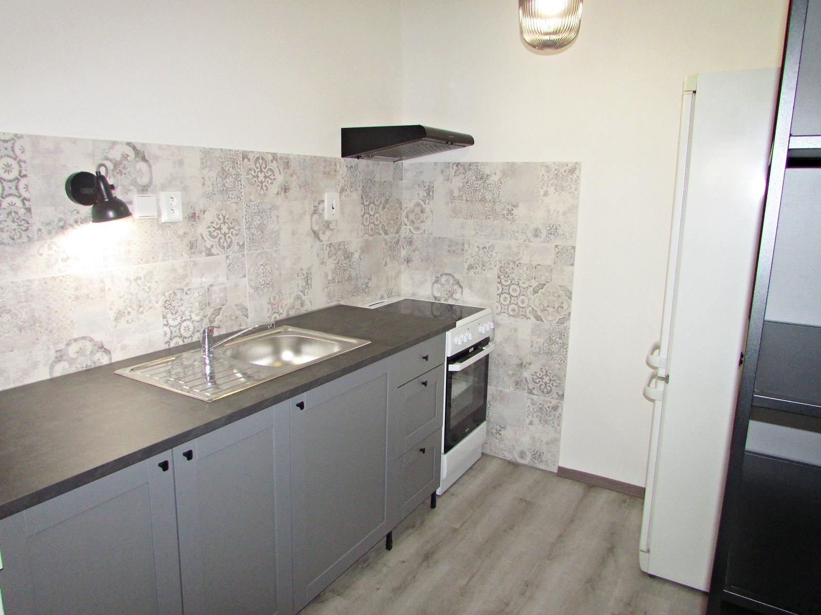 2+kk, 56 m2/společná lodžie, Praha 8 - Střížkov