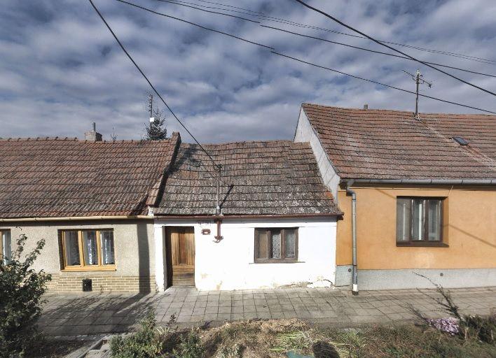 Prodej, rodinný dům, 57m2, Podivín
