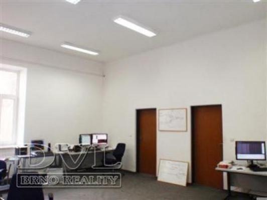 Kanceláře 109 m2 - Brno-střed, ul. Masarykova. 4 místnosti.