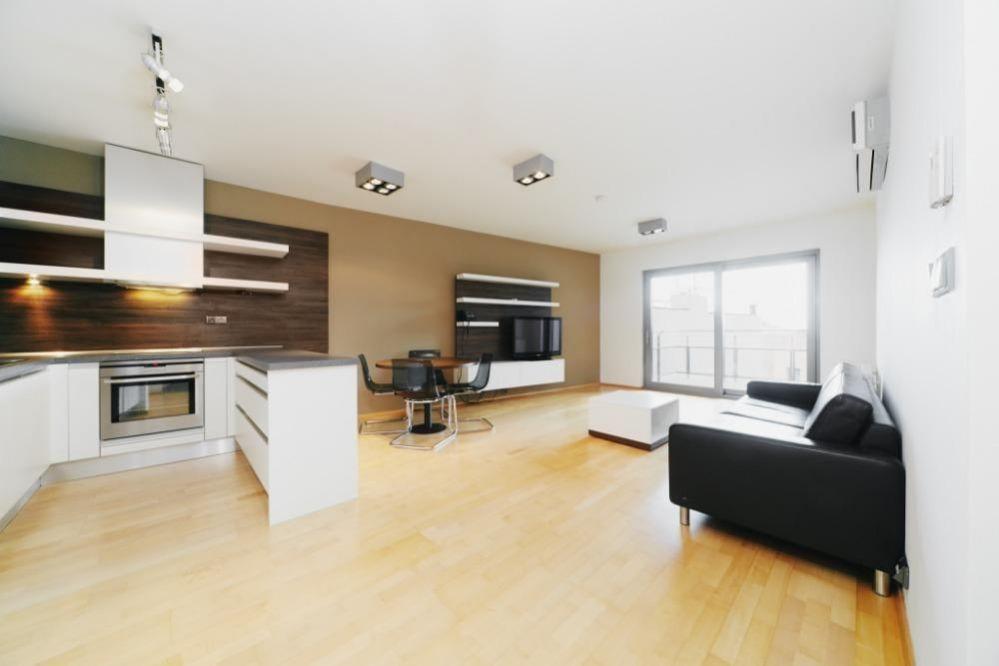 Pronájem bytu 2+KK - Brno-střed. Hezký byt 78 m2 s balkonem.
