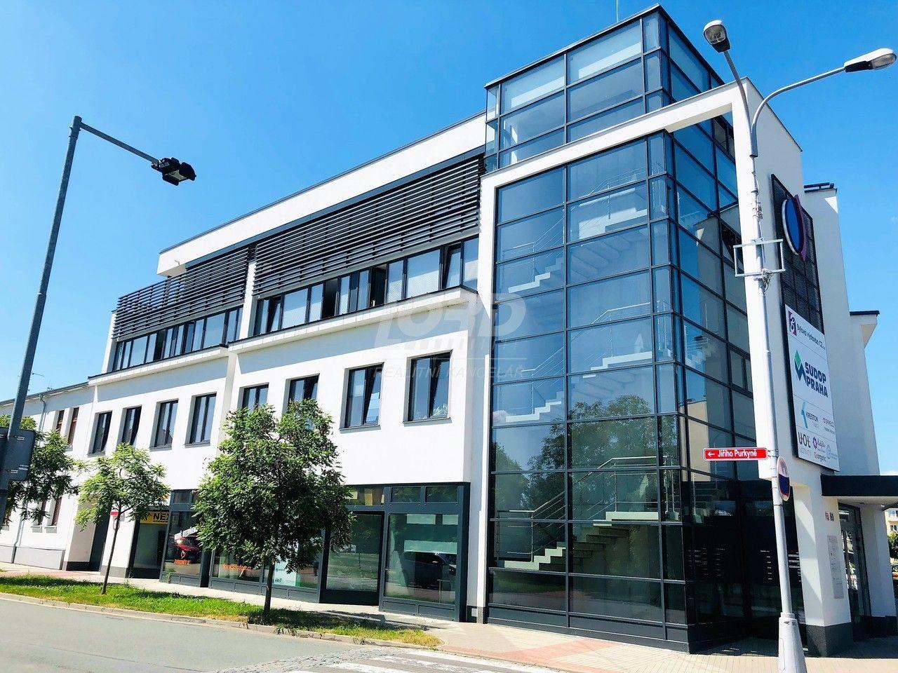 Exklusivní kancelářské prostory v Hradci Králové se stabilním výnosem