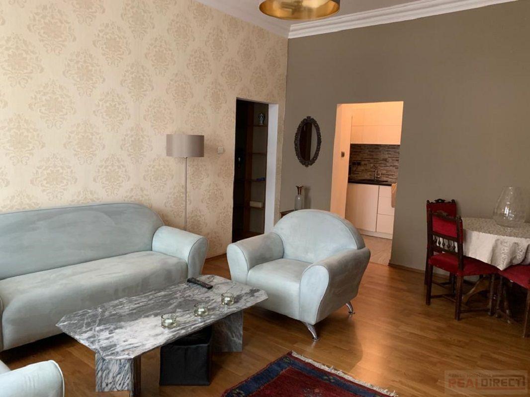 Pronájem bytu 2+kk, 47 m2 + sklep 3 m2, ulice Jagellonská, Praha 3 - Vinohrady.