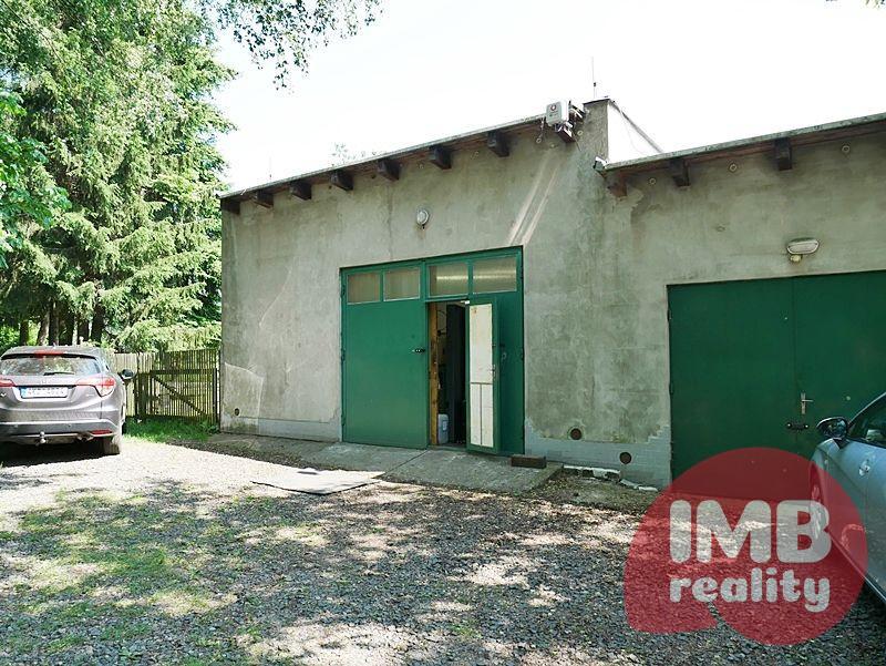 Prodej dílny - garáže, Chodov