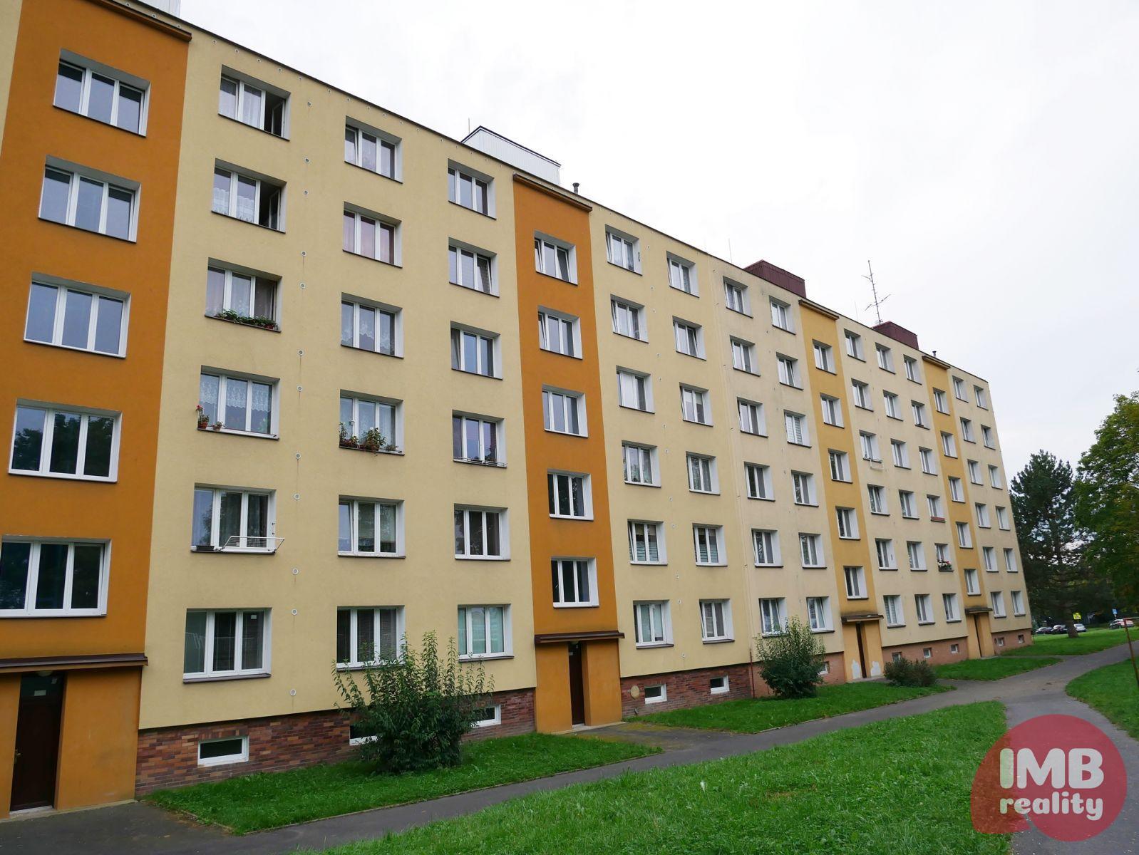 Prodej bytu 3+1 s lodžií, Sokolov, ul. Švabinského