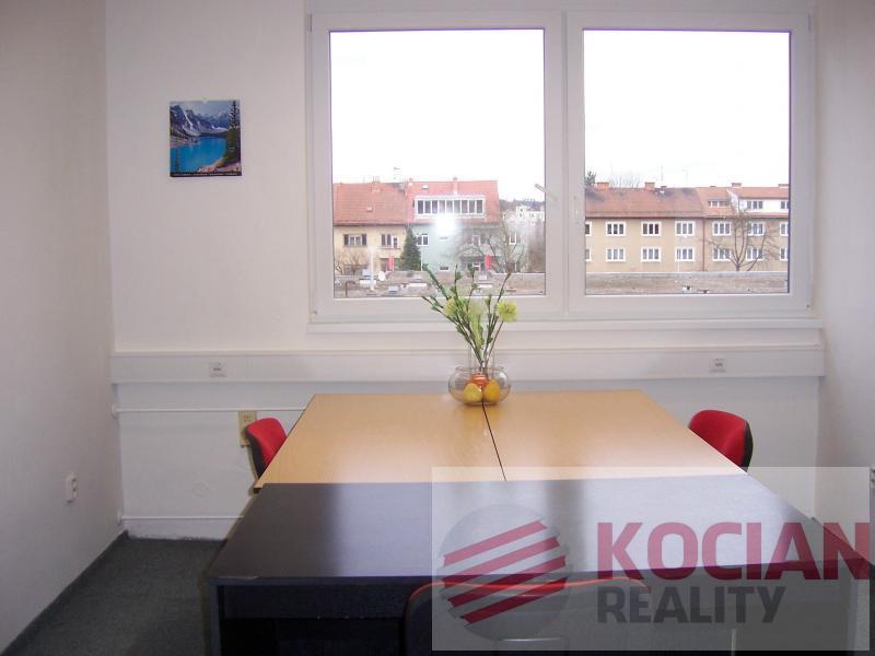 Kancelář Brno-Královo Pole, ulice Srbská, Královo Pole.