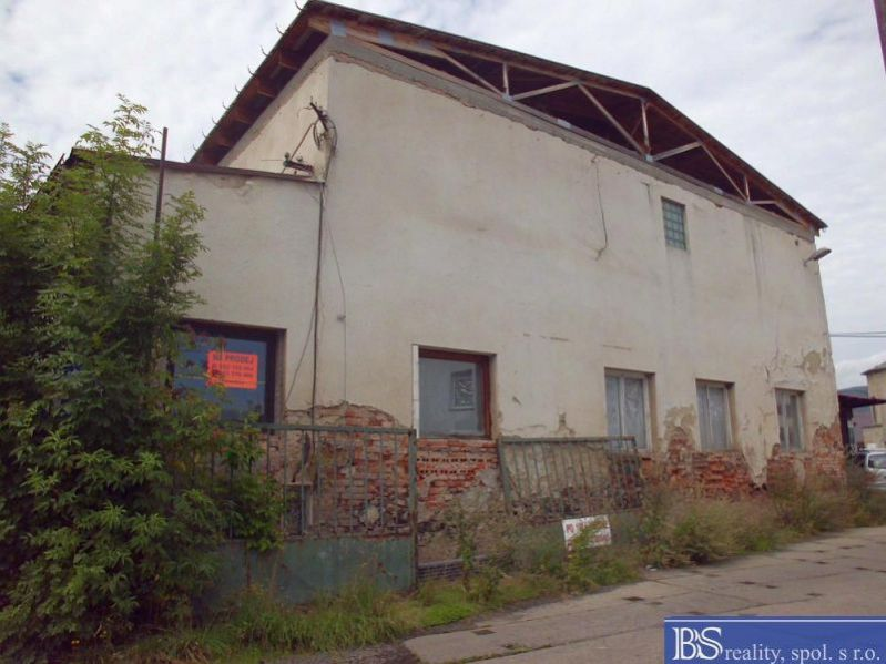 Prodej bývalé hasičské zbrojnice v Chabařovicích
