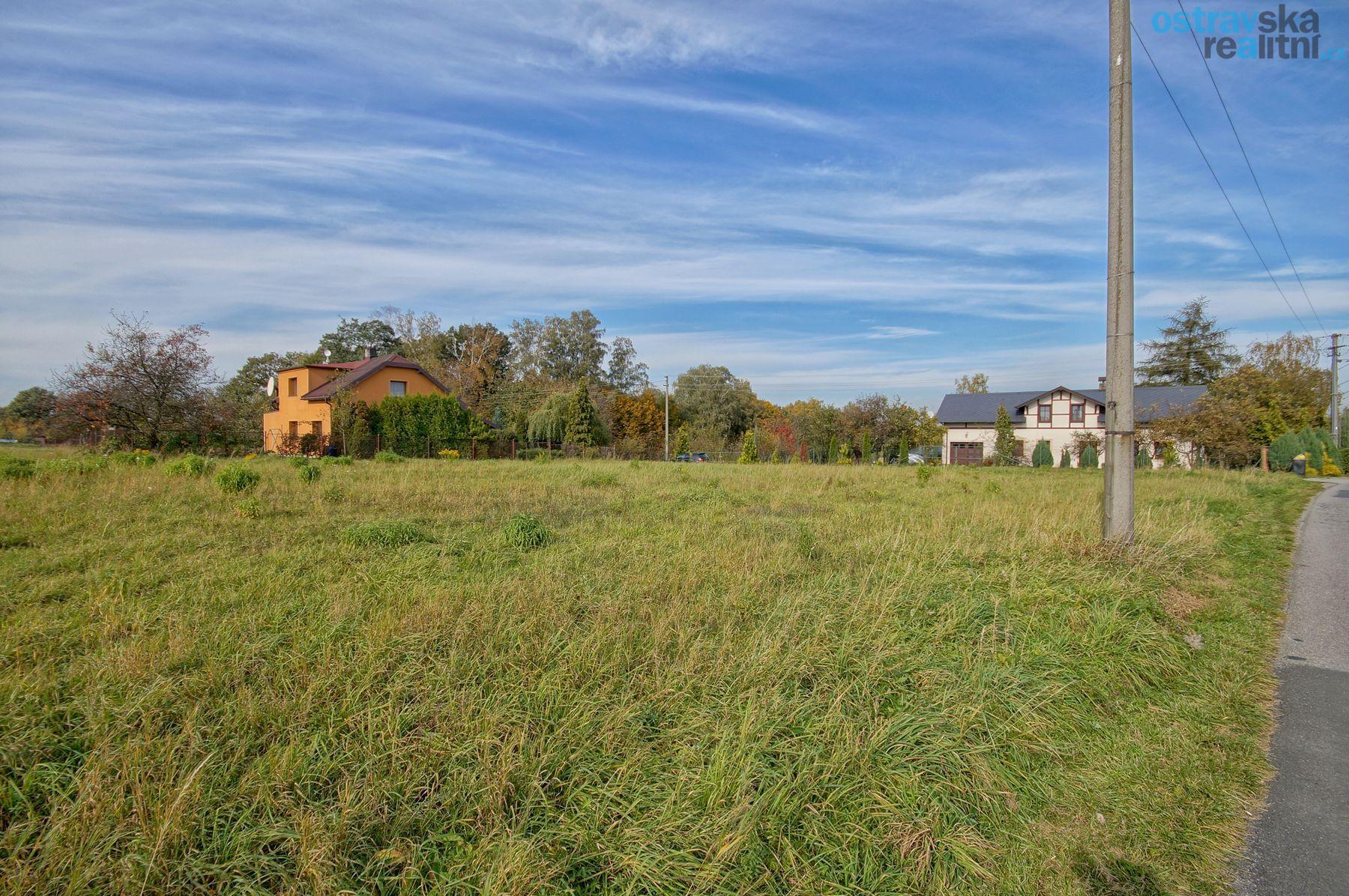 Prodej, pozemek 4518m2, Dětmarovice