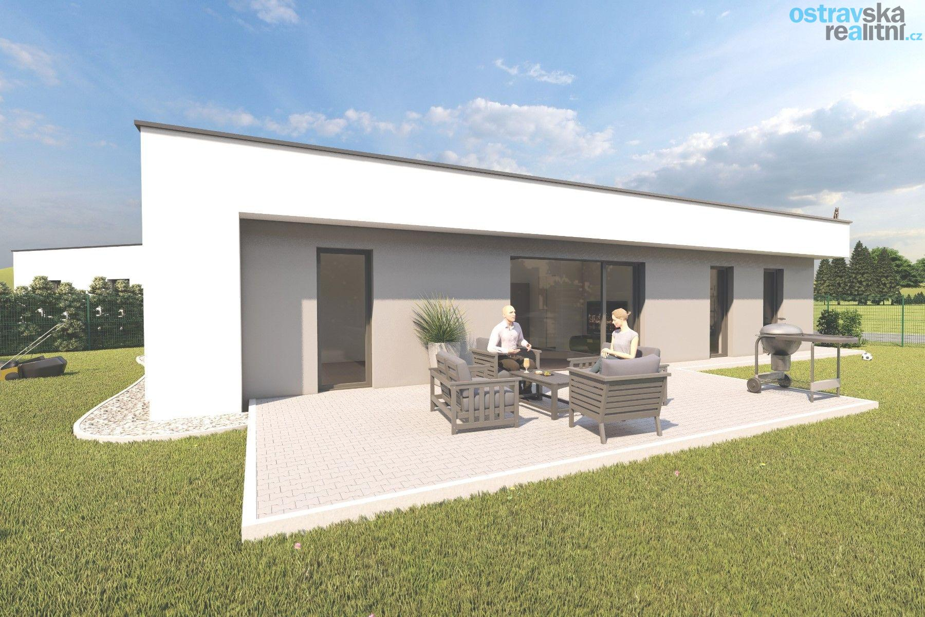 Prodej rodinného domu 4+kk, Bohumín - Záblatí, ul. Rychvaldská, 117 m2