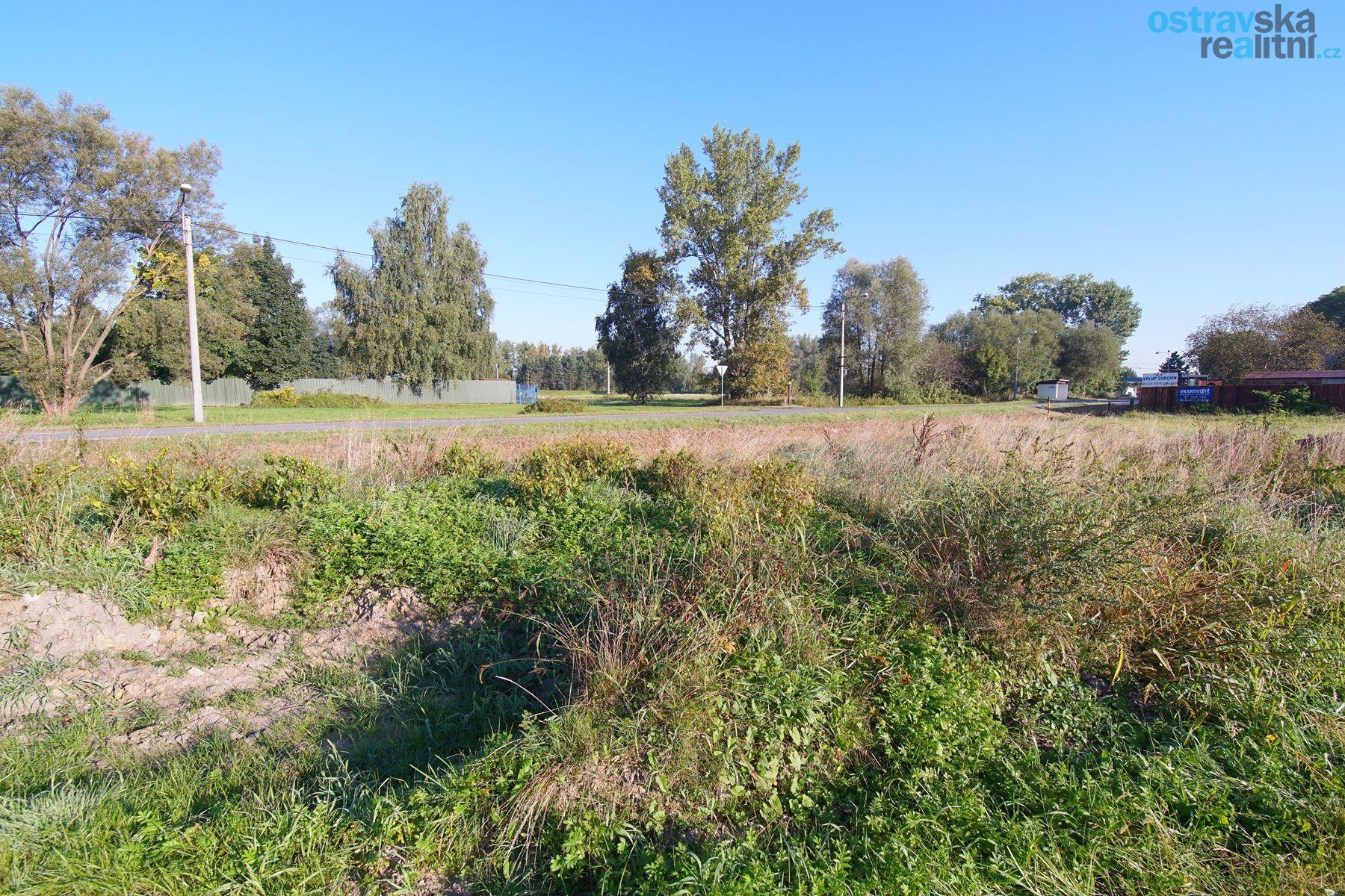 Prodej, stavební pozemek 586 m2, Bohumín - Vrbice, ul. Vrbická