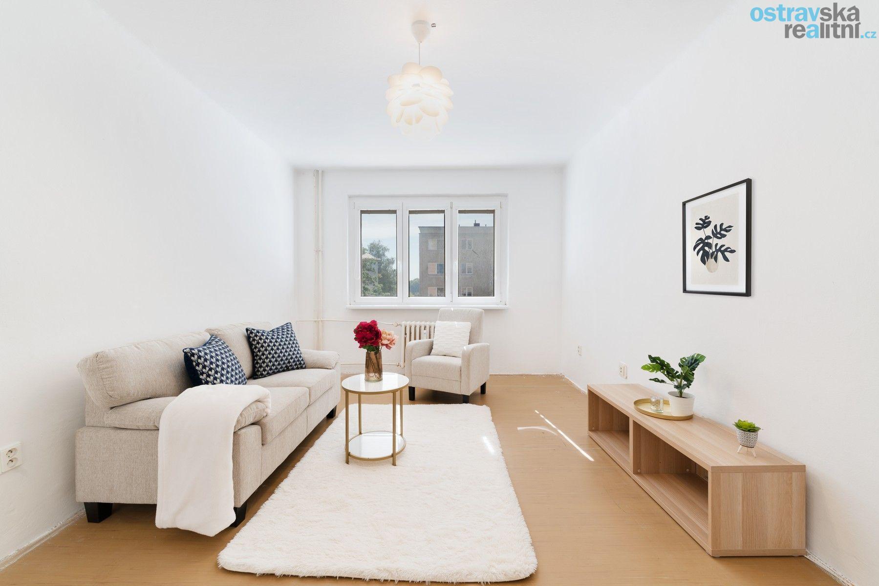Prodej, byt 2+1 Havířov - Město, ul. Klidná, 52 m2