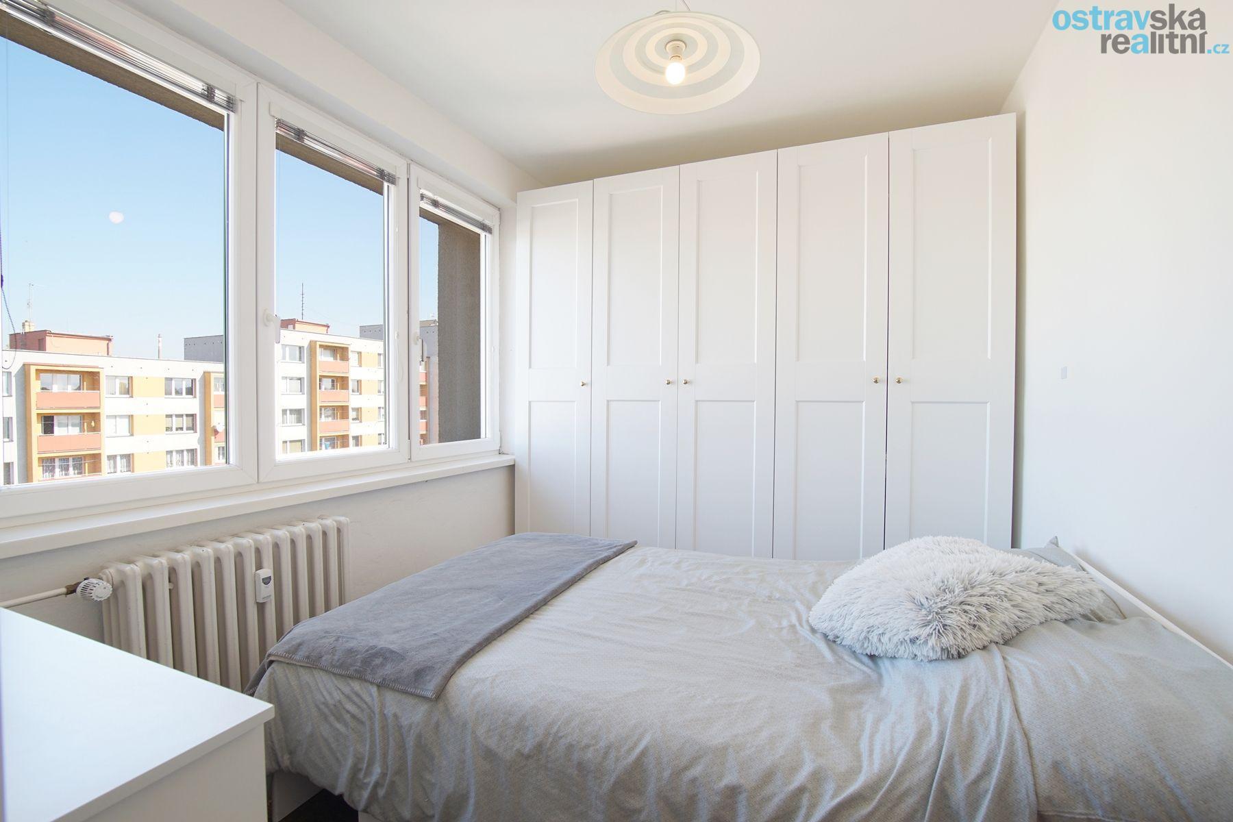 Prodej, byt 3+1, Karviná Nové Město, Tř. 17. listopadu, 66 m2, zasklený balkón
