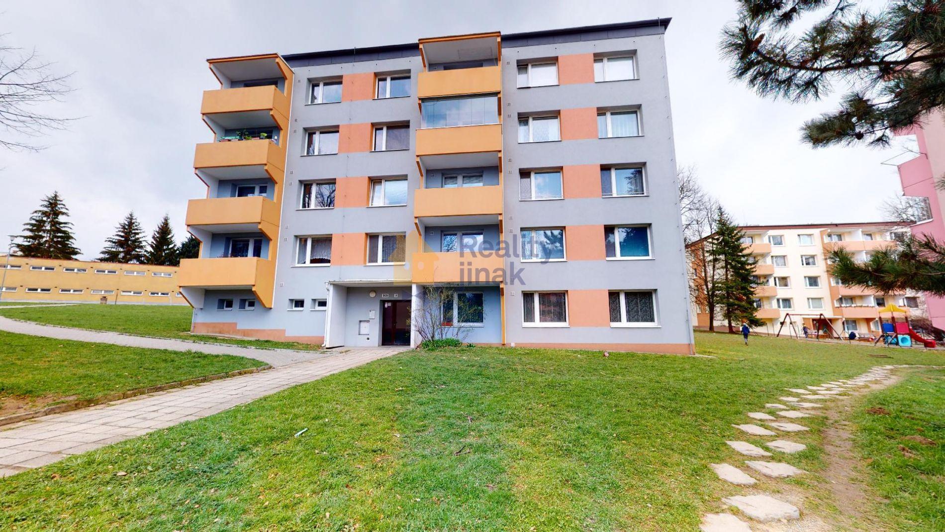 Prodej bytu 3+1, 75 m2, komora, Jihlava