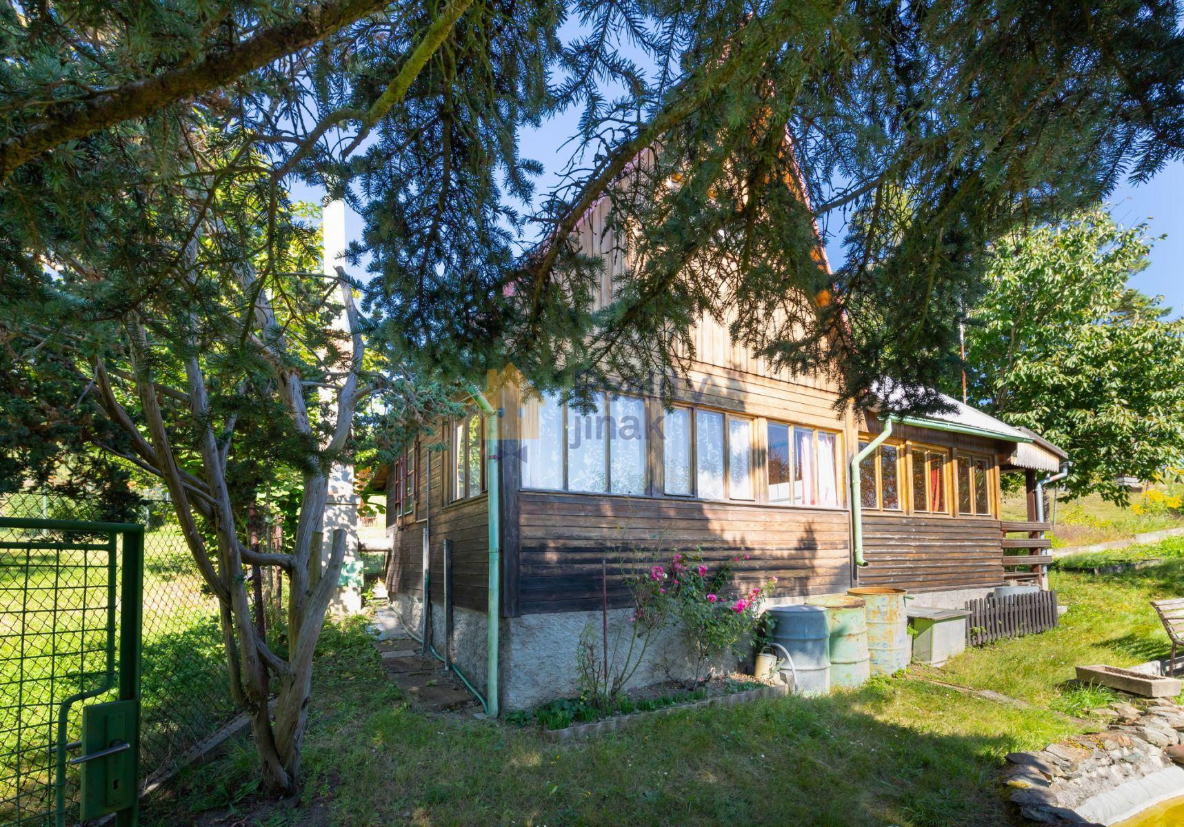 Rekreační chata 38 m2 se zahradou 531 m2, Jílové u Prahy, Praha-západ