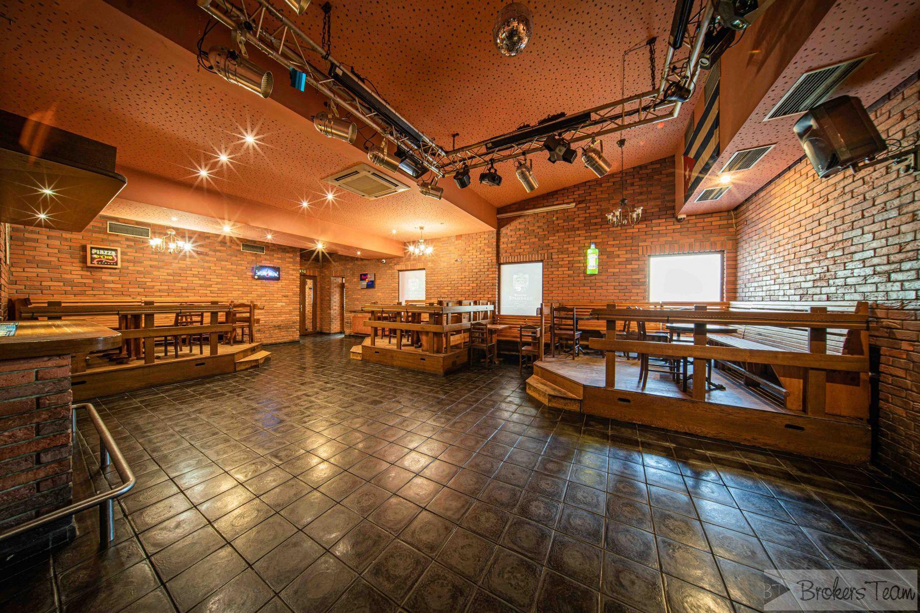 RESTAURACE - BAR - MUSIC CLUB - BISTRO v Neratovicích