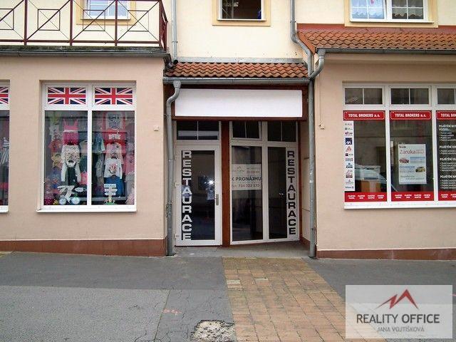 Pronájem nebytových prostor, ul. Křížová, Děčín I.