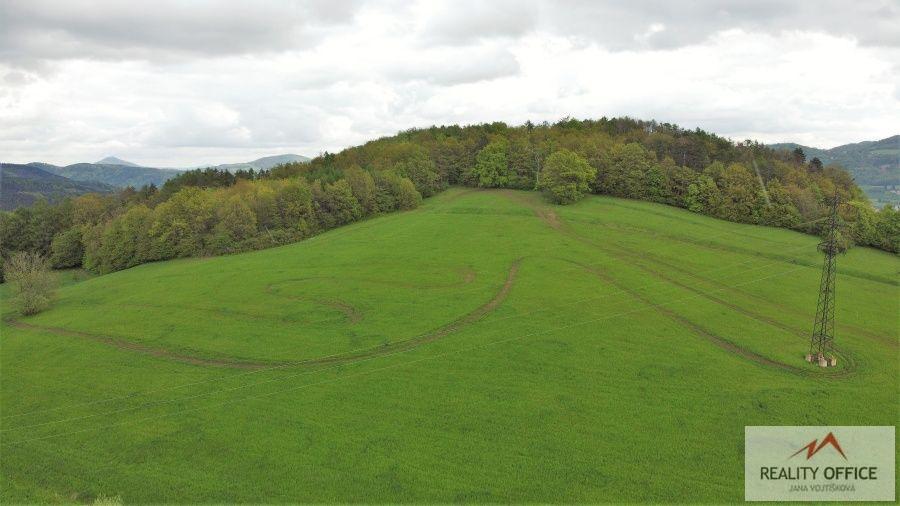 Prodej pozemků 55923 m2 Děčín, Krásný Studenec
