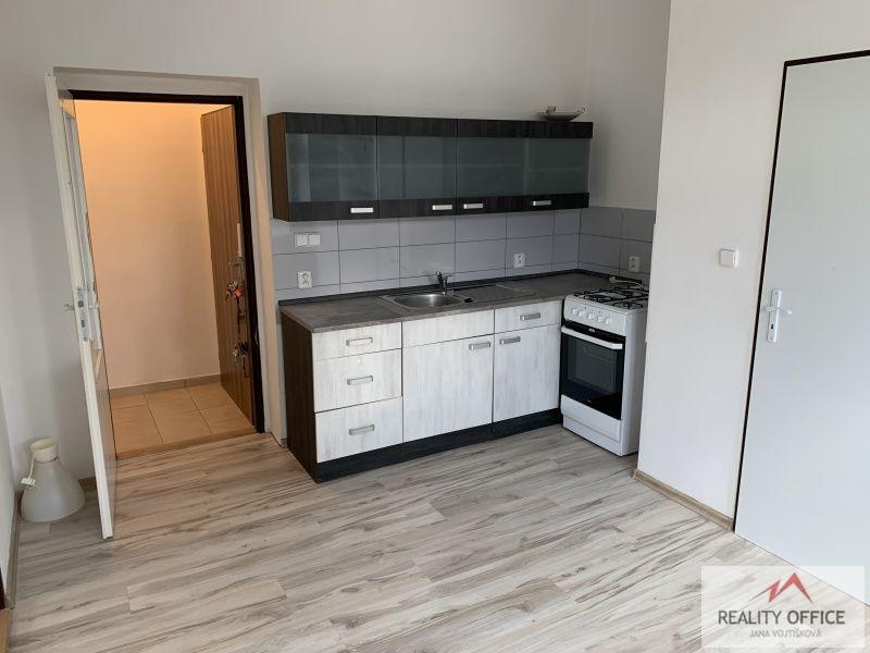 Pronájem bytu 1+1 Podmokly Děčín IV