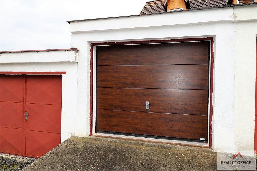 Prodej garáže Děčín VI