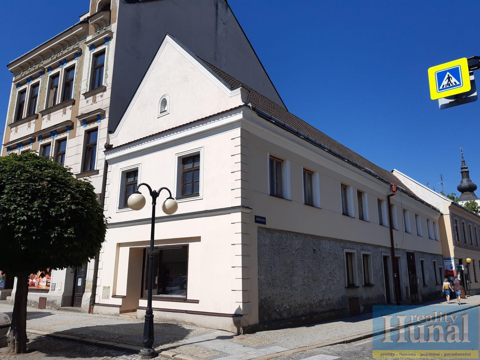 Prodej rodinného domu s možností podnikání v Kamenici nad Lipou