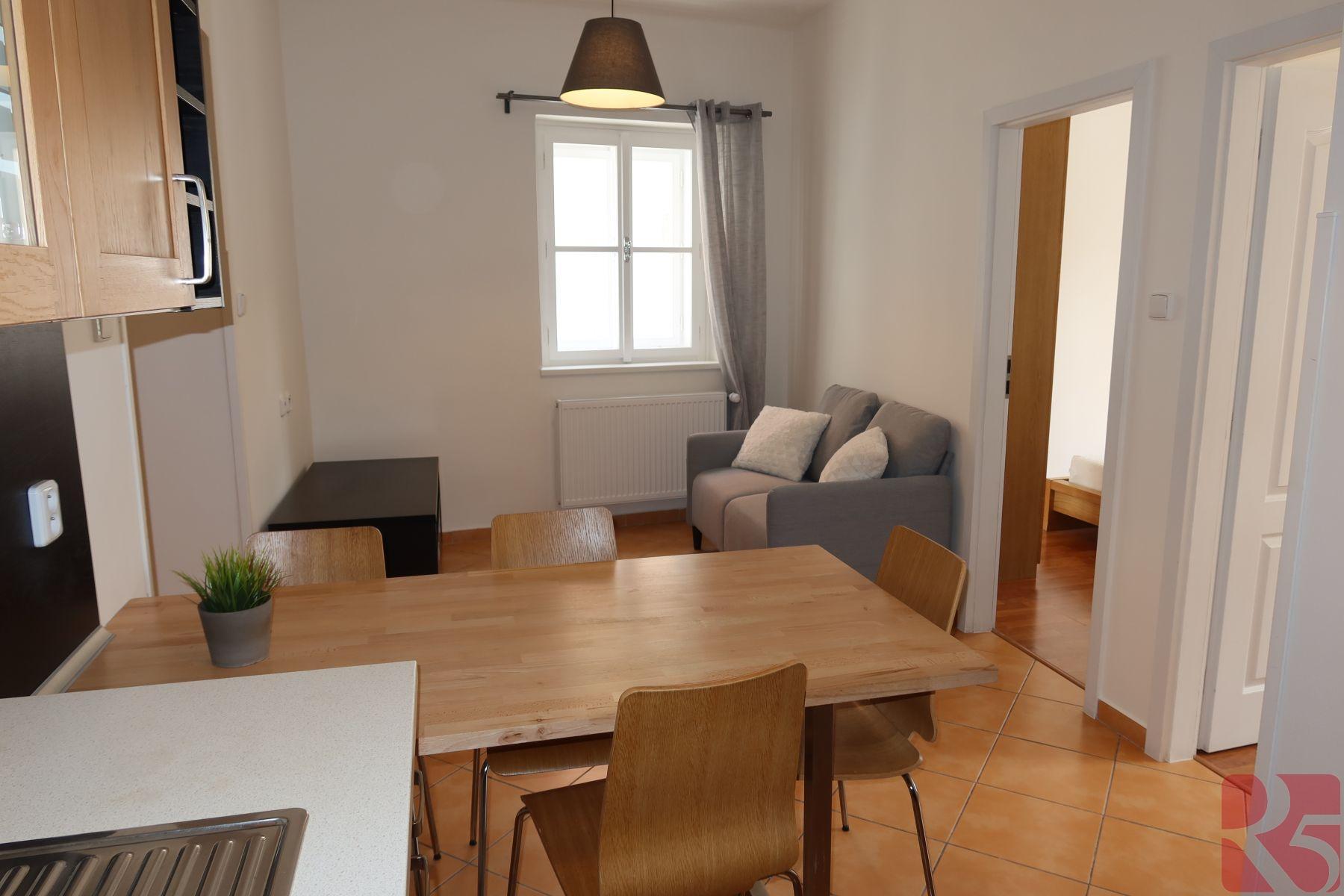 Pronájem bytu 3KK Betlémské nám., Praha