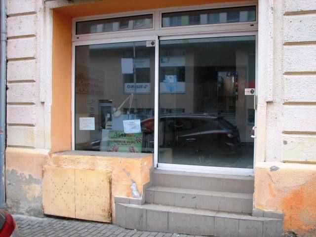 Pronájem obchodní plochy v Ústí nad Labem - Moskevská ul.