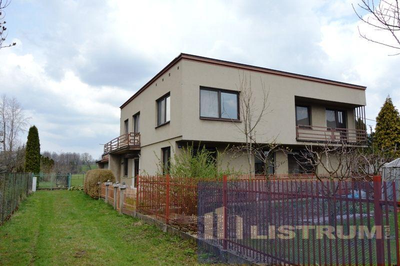 Prodej rodinného domu, 183 m, Bystřice