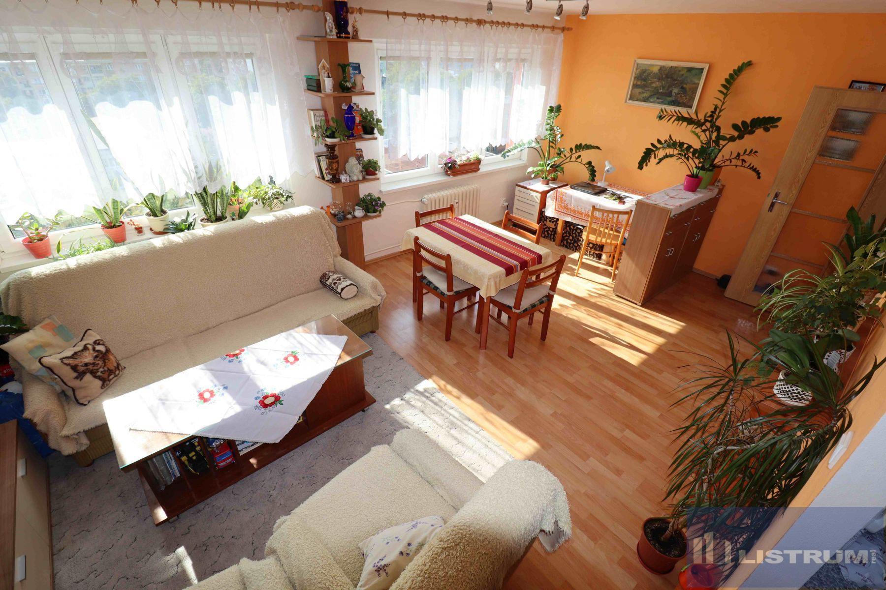 Prodej bytu 2+1, ul. Petra Křičky, Ostrava - Moravská Ostrava
