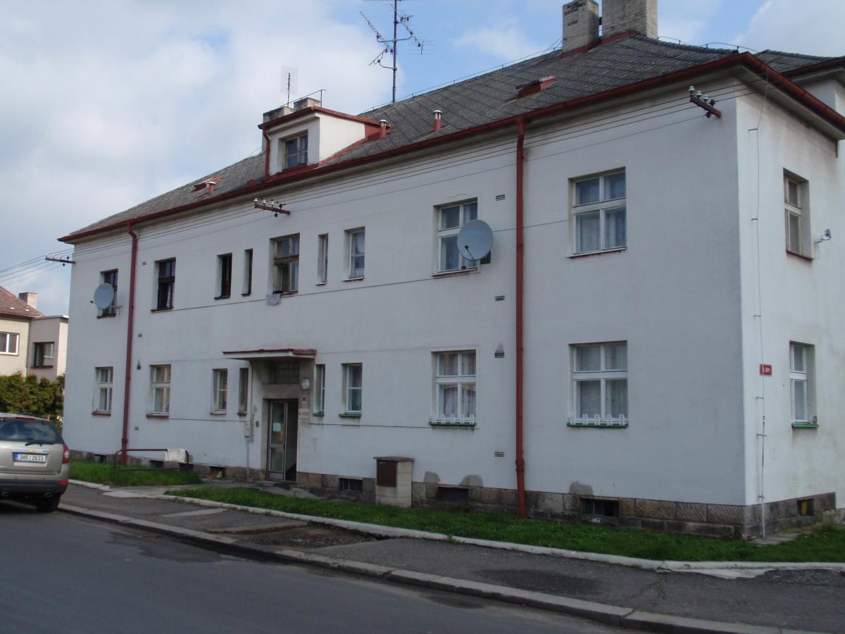 Pronájem bytu 1+1 v Jaroměři 44,5m2