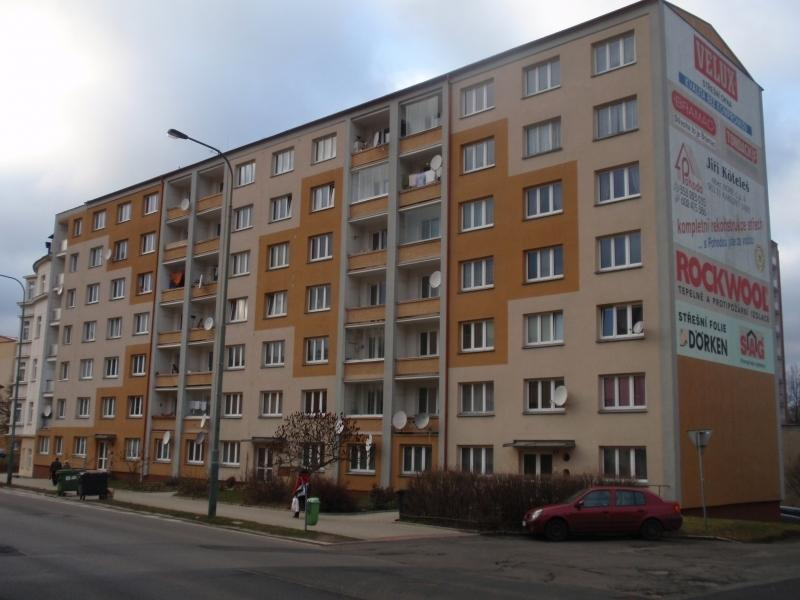 Pronájem sklepního bytu 1KK v Karlových Varech 31,2m2