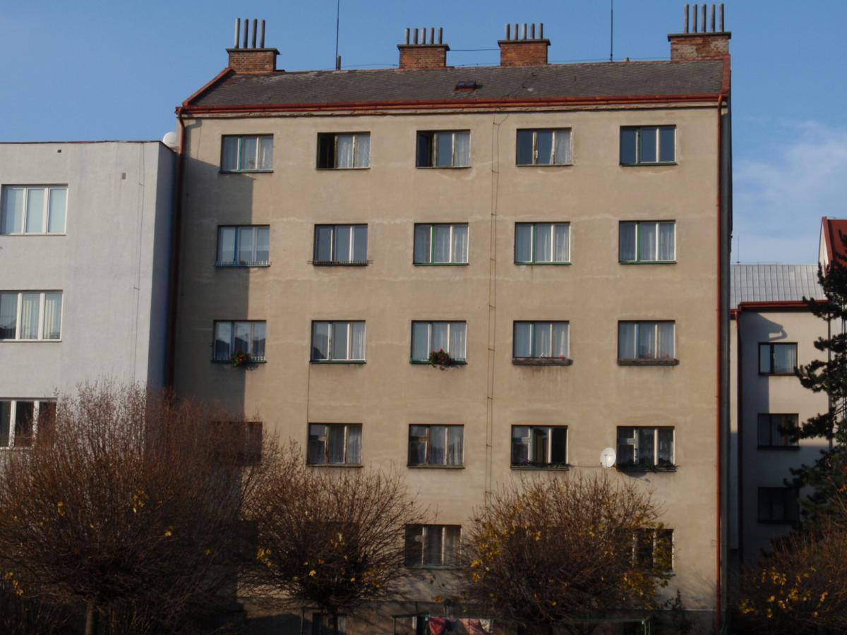 Pronájem bytu 3+1 v Náchodě, Palachova ulice 1457 80m2