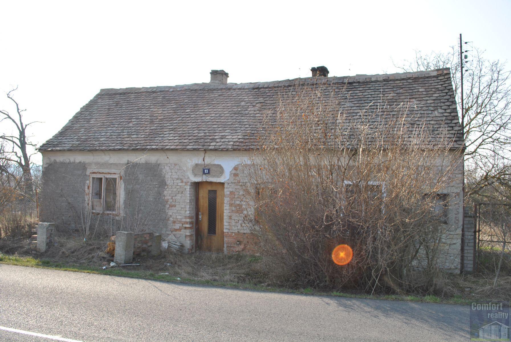 Prodej rodinného domu Chožov