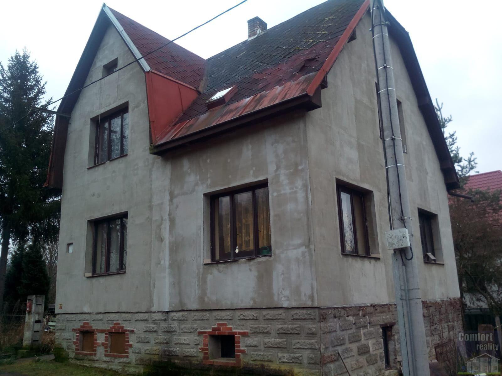 Rodinný dům 4+2, Kraslice, Zelená Hora