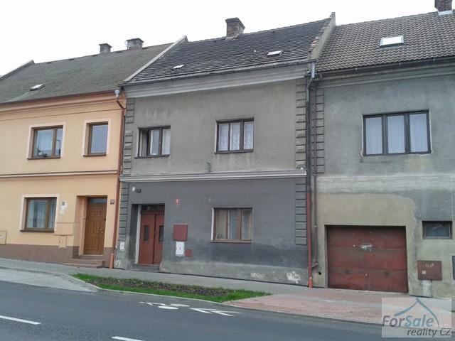 Rodinný dům 5+1, Pražská ul., Mimoň