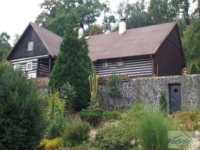 Roubená chalupa-rodinný dům 4+1, Postřelná