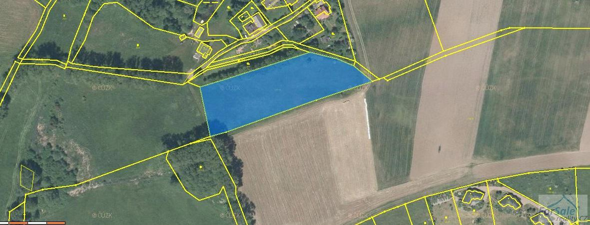 Pozemky, Svojkov, Nový Bor