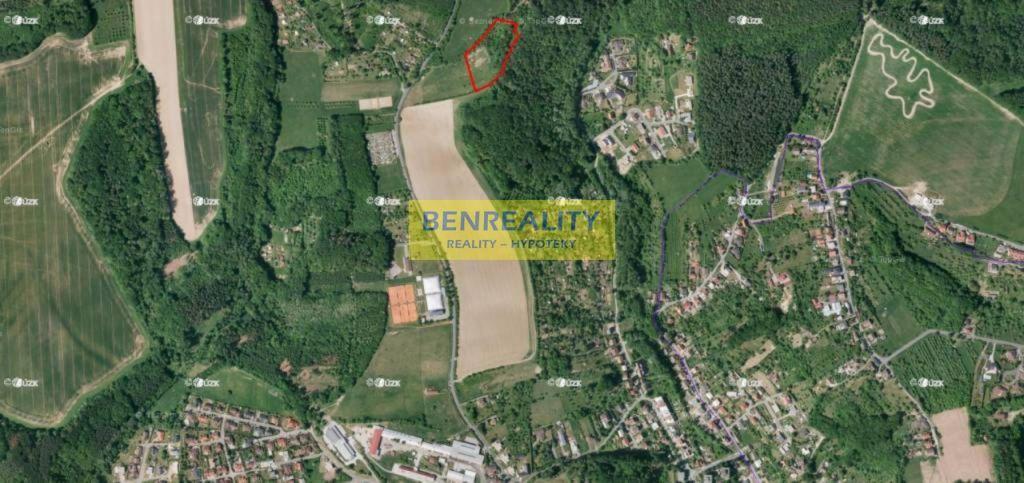 Exklusivní prodej - pozemek Zlín Mladcová 10322m2