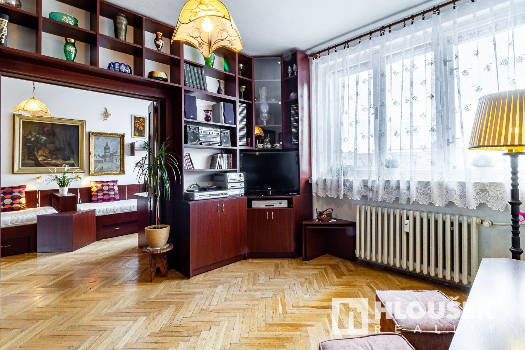 PRODÁNO Prodej bytu OV 2+kk, Praha 3 - Žižkov, ul. Křivá
