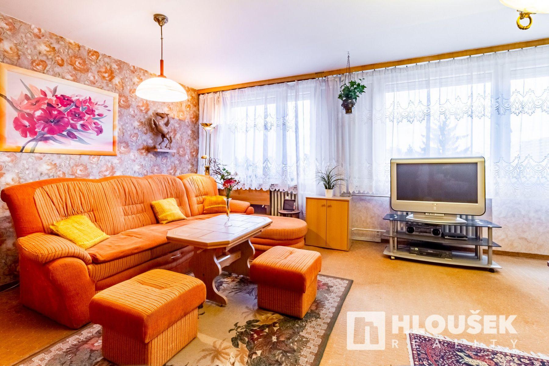 PRODÁNO Prodej bytu OV 3+kk/L, Praha 4 - Chodov, ul. Křejpského