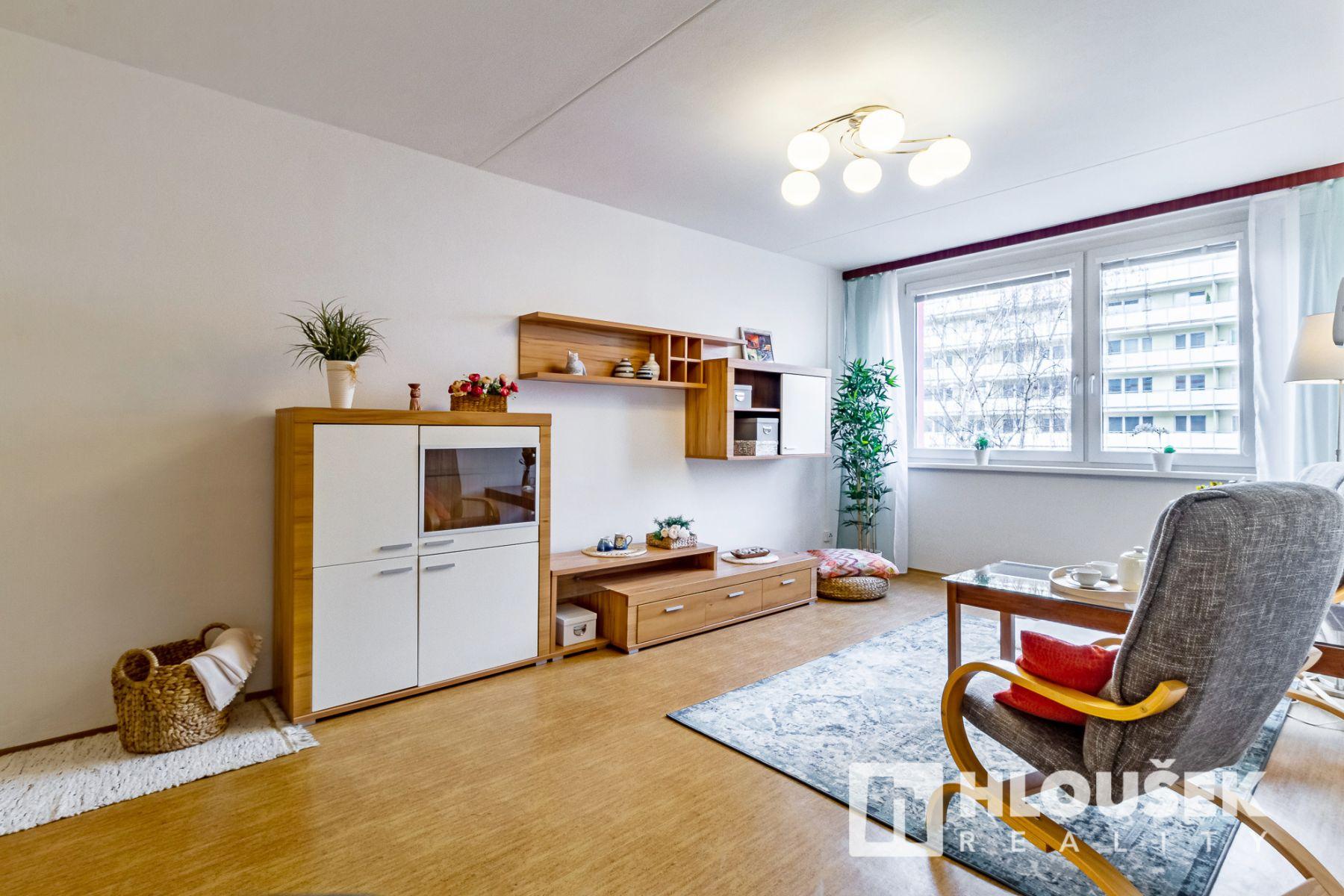 PRODÁNO Prodej bytu OV 3+kk/L, Praha 10 - Veronské náměstí