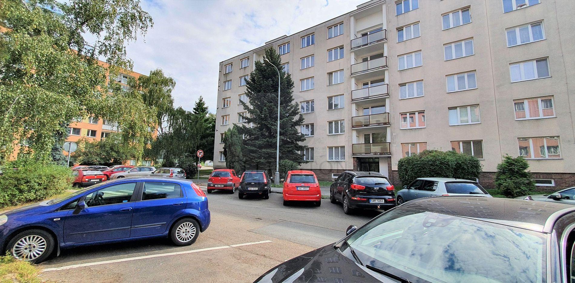 3+kk, 60m2, Praha 10