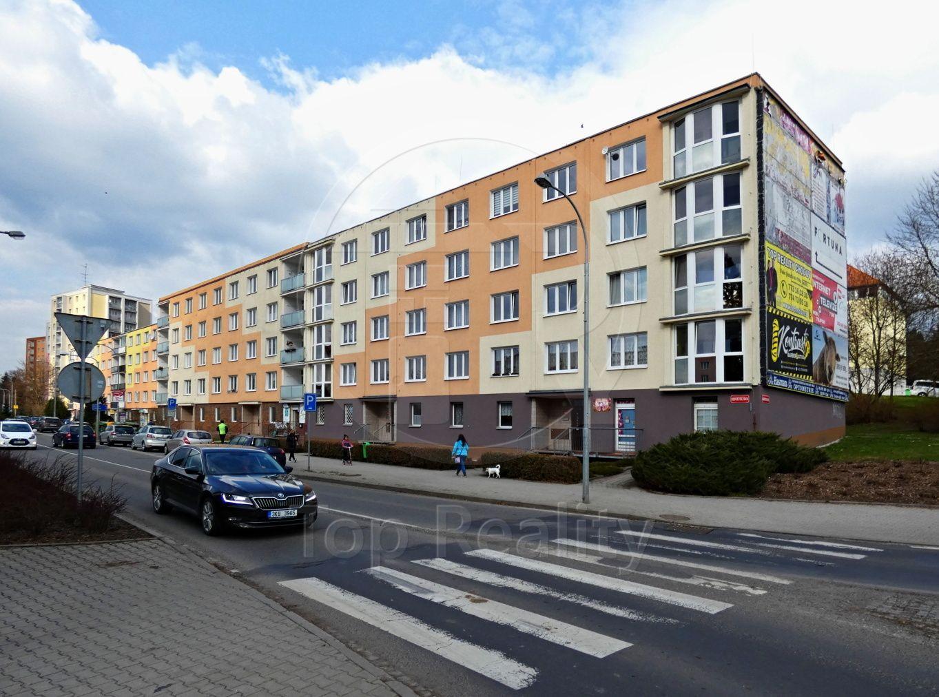 Prodej bytu 3+1+L, Rooseveltova ul., Chodov