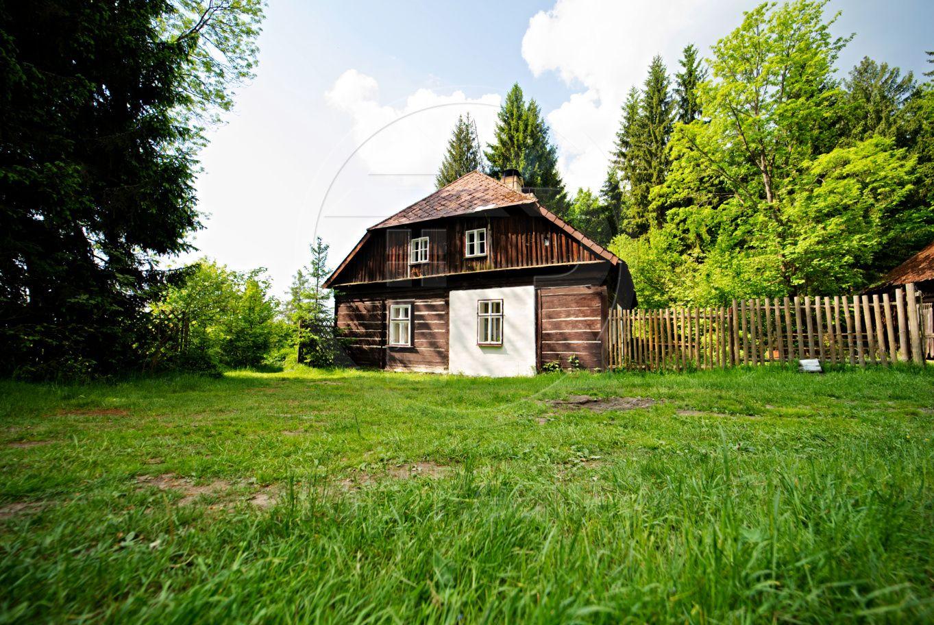 Prodej roubené chaty, 1508m2, Studenec, Oloví