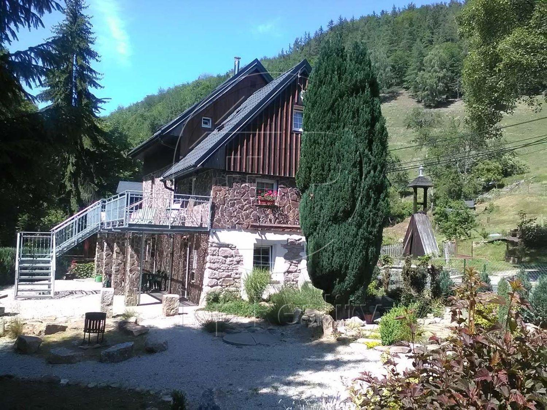 Prodej apartmánového domu Údolí u Lokte