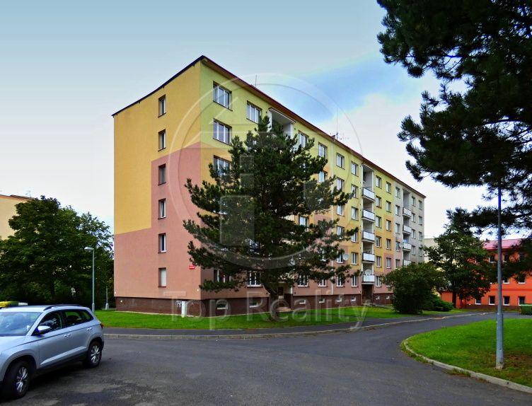 Prodej bytu 2+1+L, U Porcelánky, Chodov